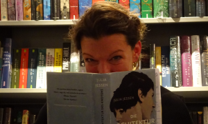 Druckwerk aktuell – Schön war die Lesung mit Julia Jessen