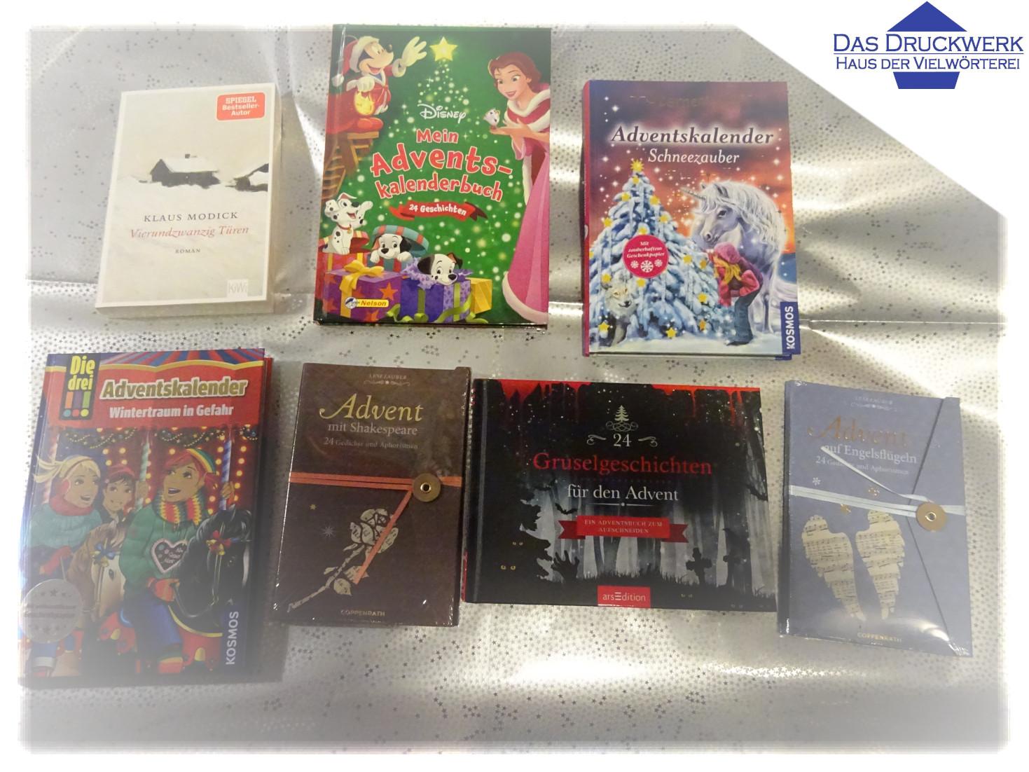 Adventsbücher