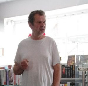 Nachschau – Lesung: Heiko Anders