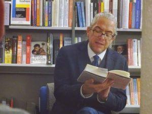 Nachschau: Lesung mit Steffen Kopetzky