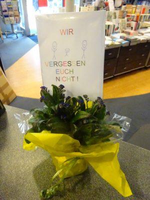 Bild von Blumen