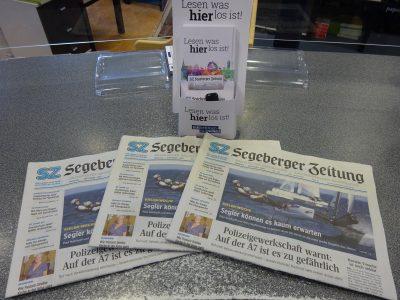 Bild von Zeitungen