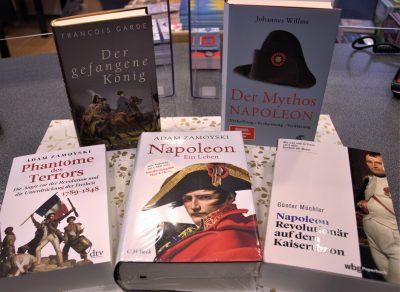 Bild Napoleon-Bücher